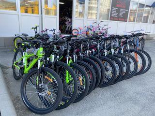 Biciclete crosser ,azimut 24 /26 /29