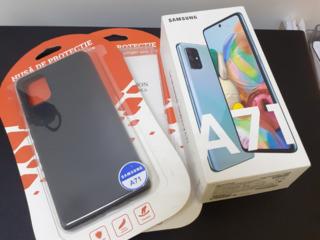 Samsung A71 6/128Gb Nou!!! 5990 lei