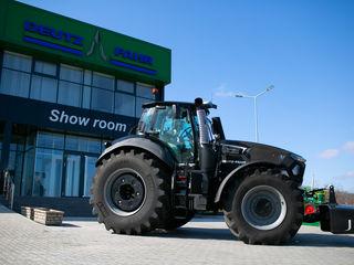 Tractor Deutz Fahr 9340 TTV Warrior (Black edition)