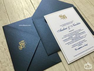 Invitatii confectionate handmade la comanda in Chisinau cu posibilitate de livrare!