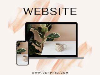 Creare site la comanda