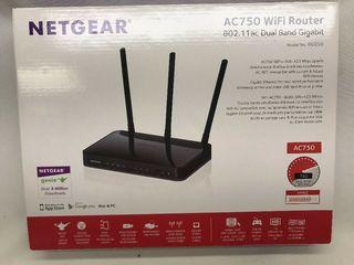 Netgear wi-fi gigabit router