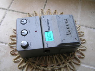 ibanez ds7  distortion.