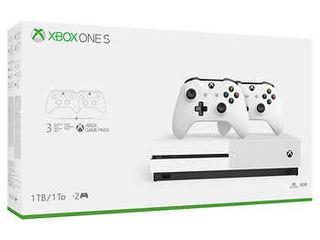 Xbox One S,  1Tb, 2 x Joystick-uri! 2 Ani Garantie!
