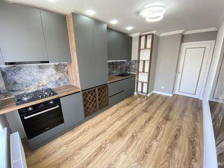 Se vinde apartament cu 2 camere in bloc nou, reparatie recenta, sec. Riscani!