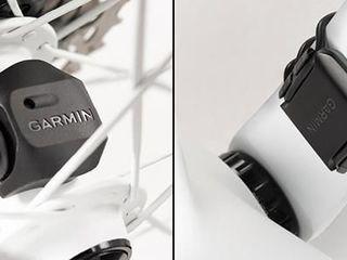 Garmin Cadence & Speed - Датчики скорости и каденса Гармин!