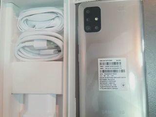 Samsung A51 Haze Crush Silver