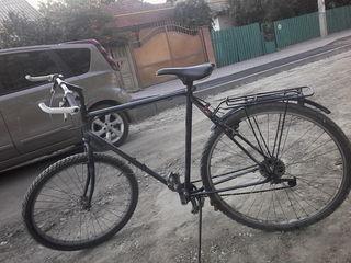 Bicikleta merge  eu plec  din tara și nu am nevoie la preț mai las pe lok