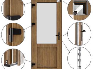 Окна и двери Саламандер лучшее произвоство в молдове по отличным ценам