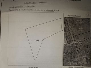"""Срочно! Urgent участок 16 соток  под строительство возле """"Hanul lui Vasile"""""""