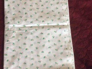 Новые ситцевые простыни, покрывала на кровать