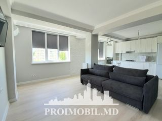 Chirie, Centru, Zaikin, 1 cameră+living, 370 euro!
