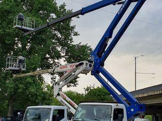 Autoturn - 20 m si 28 m автовышка  вышка visca moldova chișinău аренда turn
