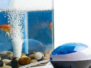 насос - кислород для рыбок