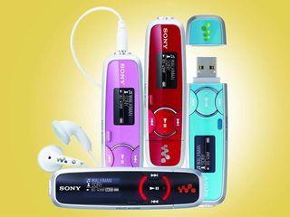 MP3 плееры - новые!