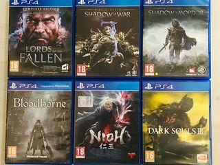 Продажа ИГР PS4