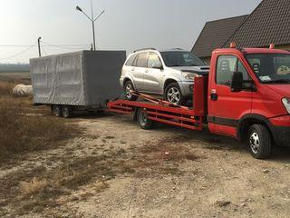 Evacuator+Tral 24/24  Europa !Moldova !Russia!