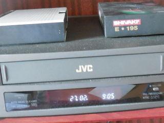 Видеомагнитофон JVC HR-J200EE