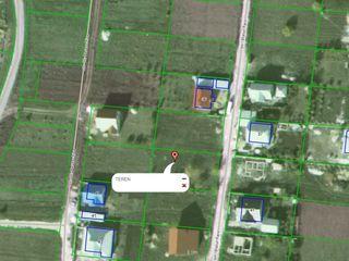7 соток в Чореску под строителъство возле Крикова. Все комуникации, 70м от централъной трассы