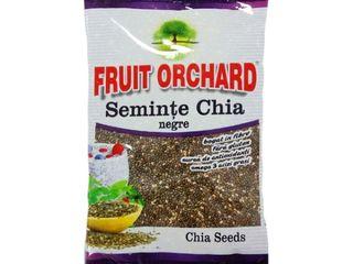 Seminte chia 200 g cereale fara gluten produs certificat bio семена чиа без глютенa bio