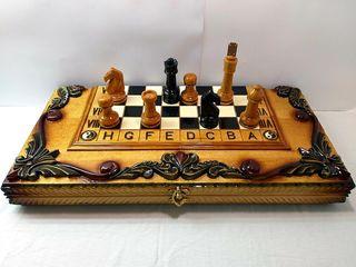 нарды резные шахматы*Богеты*эксклюзив