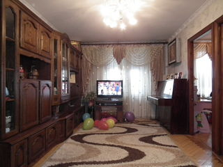 4-х комнатная квартира, автономное отопление