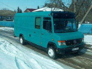 Mercedes vario 814d