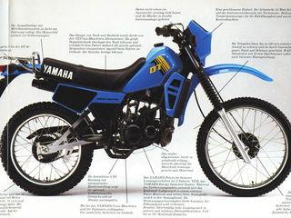 Yamaha DT 80 LC1