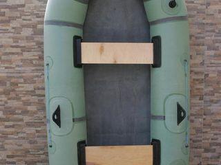 2х местная резиновая лодка Лисичанка