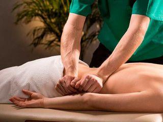 Массаж и мануальная терапия от рук специалиста,вытяжение позвоночника,вправка дисков,амплипульс