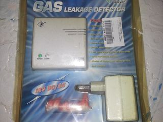 Vind detector de gaz g-2000 cu alarma nou