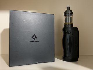 Tigara electronica, Aegis soloSiren 24mm v2