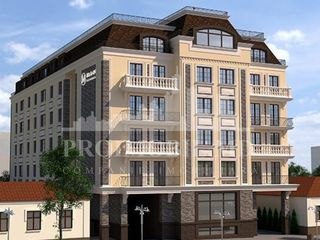 Milanin Residence! Centrul orașului! 3 camere-104 mp!