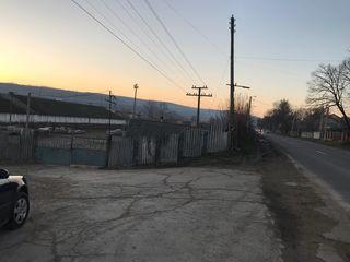 Lot de pamint pentru constructii in Bucovat intre traseul central si calea ferata, 200 m lungime