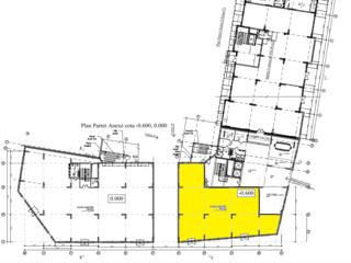Сдаем коммерческую недвижимость партер 309м2,498м2,в центре по ул. Аврам Ианку!!