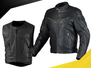 Кожаные Куртки, Косухи, Жилетки
