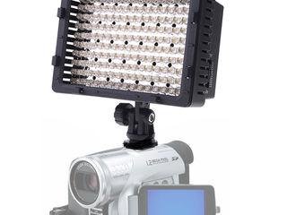 Светодиодный накамерный осветитель 160 LED.