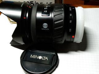 Новый в упаковке зум-объектив Minolta AF 28-105/3.5-4.5 (Sony A)