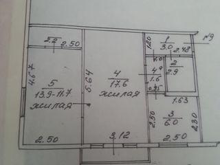 Срочно продается отличная 2-комнатная квартира по ул Юности