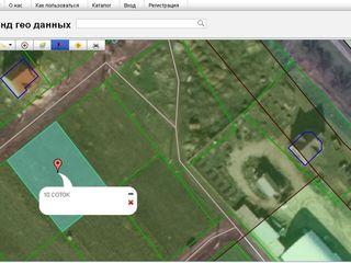 Продается 10 соток под строительство в с. Суручень в 10км. от Кишинева