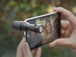Microfon pentru telefon Rode VideoMic Me.Livrare în toată Moldova