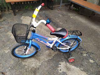 Bicicleta 4-8 ani