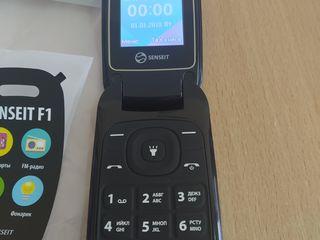 Телефон кнопочный. Новый. 2 сим карты.