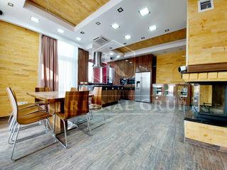 Vânzare penthouse 120 mp, stil loft, terasă + foișor,  centru, 118 900euro!