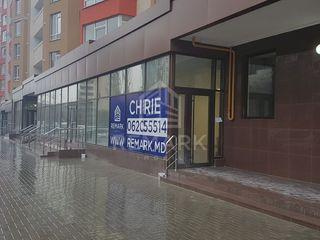 Chirie, spațiu comercial, Eldorado Terra, Ciocana, 112 mp, 12 €/mp