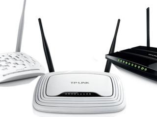 WiFi роутеры для дома и офиса - очень дёшево !!!