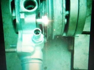 Iveco Deili 2-5, 2-8. водяная помпа и 4 форсунки Б.У..