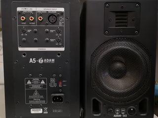 Adam a5 professional audio ideal