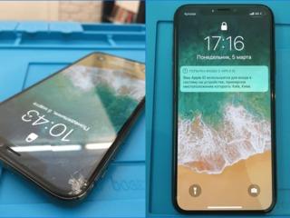 Iphone X.XS.XR.XSMax.11.11Pro.11ProMax Замена стекла и крышки 100% гарантия