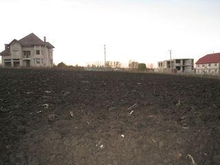 Se vinde teren de constructie a casei 10 ari in sat. Sociteni, r-nul Ialoveni, linga Aqua Park